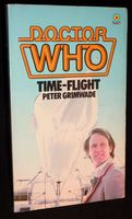 Doctor Who Target Novelisation No 74: Time-Flight - Paperback